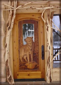 20 Incredible Wooden Doors