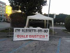 Questione Ittierre sciopero della fame di Vittorio Monaco