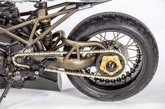 Ducati Monster 1000 by MotoBene