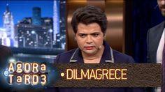 Dilmagrece - 13/03/2015 - Agora é Tarde