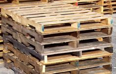 When using pallets in craft and do it yourself projects, you may want to watch out for these possible contaminants...  Read more »