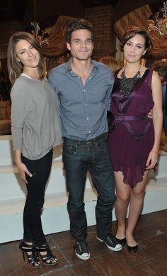 Chloe, Kevin and Jana.