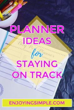 BULLET JOURNAL IDEAS FOR STAYING ON TRACK By testing out different methods on my own and reading about what does and does not work for other people, I've put together some awesome recommendations on top of the ones given above for staying on track with p Bullet Journal Tracker, Bullet Journal Hacks, Bullet Journals, Bullet Journal For Beginners, Bullet Journal How To Start A, Stay On Track, Daily Positive Affirmations, Simple Blog, Blog Online