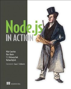 Node.js in Action - 1st Edition | BlackPerl