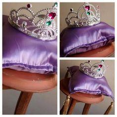 Almofada com coroa Princesa Sofia                                                                                                                                                                                 Mais