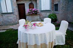 tavolo degli sposi+il piccolo Ale