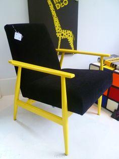 krzesło prl po renowacji - Szukaj w Google