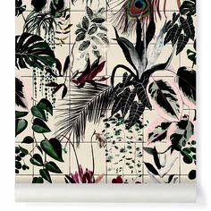 Papier-peint intissé Tropical N°11-product