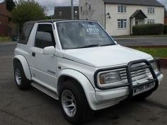 Can someone pretty pretty please buy me this car? SUZUKI VITARA