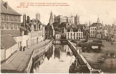 Albert Sugg Série 1 n° 355 - Belle Epoque in Gent