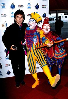 December 16 2000 - George and Ringo attend a Cirque Du Soleil performance in Las Vegas. George was the one who had the vision for what is now known as Beatles LOVE Cirque Du Soleil and expressed...