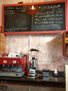 Antigua Guatemala's best coffee shop
