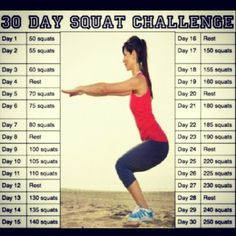 30 day squat challenge | 30 Day Squat Challenge - Whos with Me? | Sassy Moms In The City