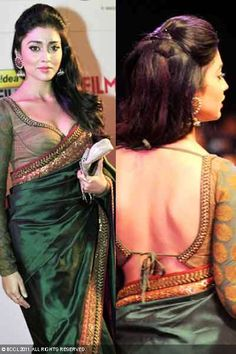 Sriya Full sleeve saree blouse