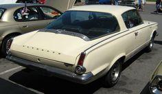 1965 Plymouth Barracuda fastback