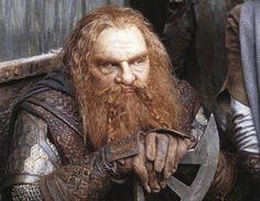 """John Rhys-Davies, Zwerg Gimli in der """"Herr der Ringe""""-Trilogie, hat auf ein Angebot für """"The Hobbit"""" mit einer gewagten Gegenforderung reagiert..."""