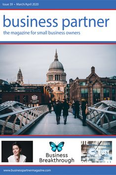 The magazine for small business owners. Digital Magazine, Time Management, Business Tips, Travel, Viajes, Trips, Tourism, Traveling