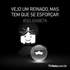 TIM beta #seligabeta #beta