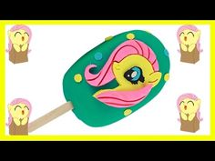 #HappyDisney shares YouTube video about how to make rainbow pony fluttershy icecream. This is one of the perfect  #playdoughactivities for your kids to enhance their creativity while playing. Watch Now! #howtomakeplaydough