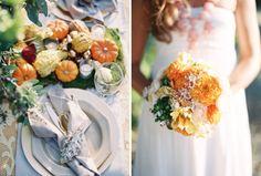 Fall Wedding Inspiration   Daily Wedding Inspiration - Burnett's Boards