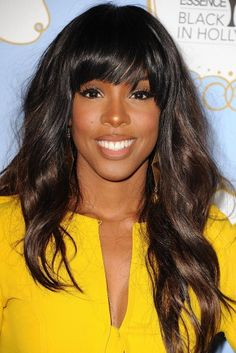 Her feature in Top 10: Makeup Moments of the Week, 2-22-2013: Kelly Rowland Page 5 : Essence.com