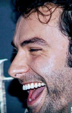#Aidan Turner #best smile ever