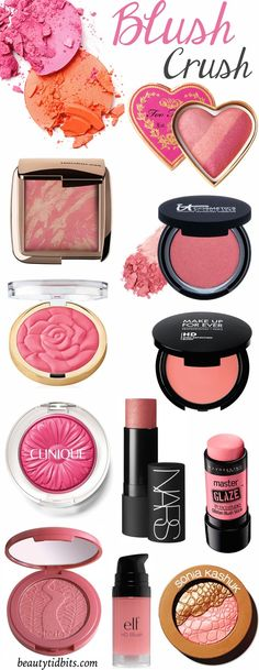 Best Spring Blushes