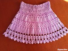 Pasatiempos entre hilos y puntadas: Faldas
