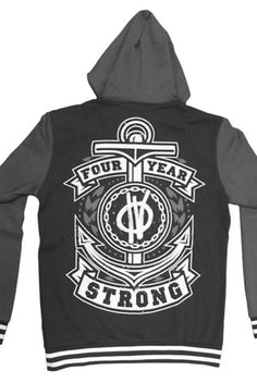 Varsity Jacket Outerwear - Four Year Strong Outerwear - Online ...