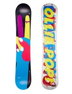 Ollie Pop C2 BTX Snowboard - Roxy