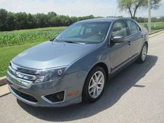 2012 Ford Fusion, 20,894 miles, $20,995.