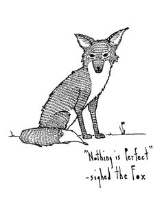 eatsleepdraw: The Fox from the Little Prince. Also don't forget to check out and give your support to The Little Prince LEGO at http://ideas.lego.com/projects/50323 #tllprince
