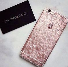 Click the link bellow to get this case, in other colors as well: https://felonycase.com/shop/iphone-6s/clear-kaleidoscope-case/