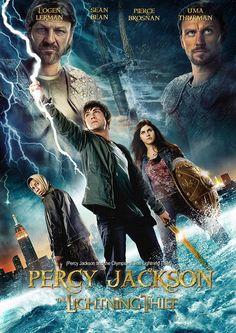 Percy Jackson & the Olympians: The Lightning Thief 【 FuII • Movie • Streaming