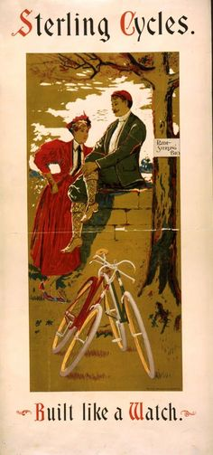 Sterling Cycles ~ Anonym #Bicycles #Sterling