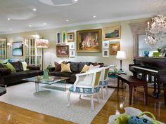 candice olson living rooms - Buscar con Google