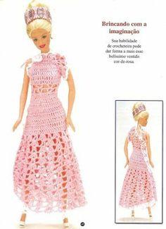 Vestidos para barbie | Solountip.com
