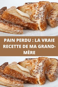 This is a super easy way to make delicious country style French Toast food breakfast Easy Country French Toast What's For Breakfast, Breakfast Dishes, Breakfast Recipes, Dessert Recipes, Kraft Recipes, Country Breakfast, Food Recipes For Dinner, Dinner Healthy, Breakfast Smoothies