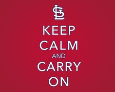 Go Cards!  Opening Day 2012 St. Louis Cardinals!