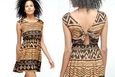 Mink Pink's Inca dress
