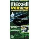 Maxell VP-100 VHS Head Cleaner (Dry) - T38564 by Maxell. $11.99. General Information Manufacturer/Supplier: Maxell Manufacturer Part Number: 290058 Brand Name: Maxell Product Model: VP-100 Product Name: VP-100 VHS Head Cleaner (Dry) Marketing Information: High quality, non-abrasive VHS VCR Head Cleaner safely and effectively cleans tape heads and entire tape path Product Type: Head Cleaner Miscellaneous Compatibility: VHS VCR