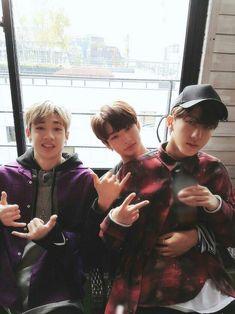 Stray Kids - Chan, HyunJin e ChangBin