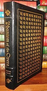 Leroux Gaston The Phantom of The Opera Easton Press 1st Edition. This is the prettiest book i have ever seen