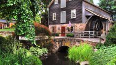 Peddler's Village Mill