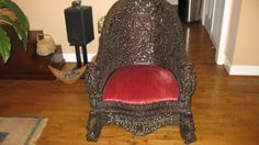 Hand carved chair wooden from Asia - Hand Carved, Armchair, Asia, Carving, Home Decor, Sofa Chair, Single Sofa, Decoration Home, Room Decor
