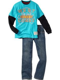 #zulily #fall    Boys Clothes: Outfits We Love   Old Navy