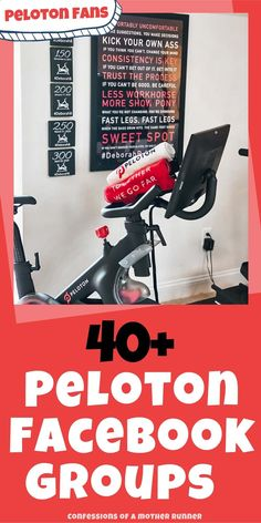 Connect with other Peloton riders and share tips and favorite classes. Join these top Peloton Facebook Groups today #Peloton #Pelotongroups #FacebookGroupsForPeloton #Fitness Fitness Tips, Fitness Motivation, Bike Boots, Running Friends, Peloton Bike, New Class, Confessions, Feel Good, Facebook