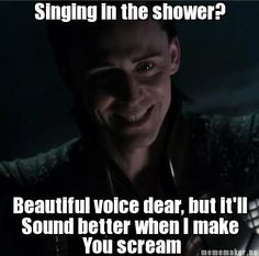 So dirty..but it's Loki so he gets away with it...ehehe!
