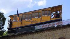 Nerobergbahn, Standseilbahn von 1888: Nerobergbahn