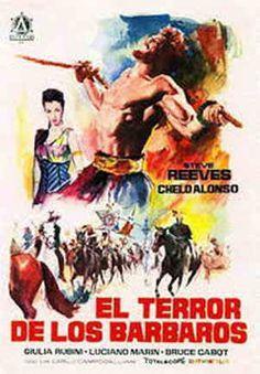 El Terror de los Bárbaros (1959) Dual